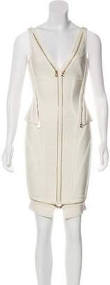 Herve Leger Bandage Mini Dress w/ Tags