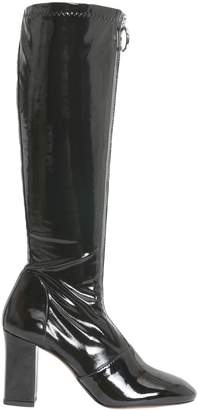 Moschino Patent Leather Boots