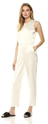 Theory Women's Sleeveless Remaline Jumpsuit