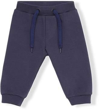 Fendi plain track pants