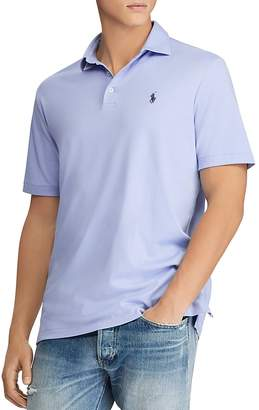 Polo Ralph Lauren Soft-Touch Classic Fit Short Sleeve Polo Shirt