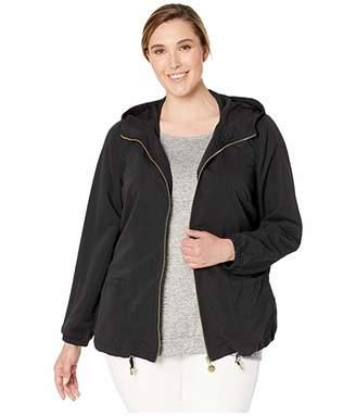 ceef0f16aa9e Junarose Plus Size Emma Long Sleeve Short Jacket