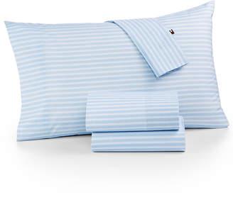 Tommy Hilfiger Novelty Print Twin Xl Sheet Set Bedding