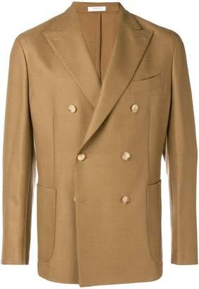 Boglioli classic double-breasted blazer