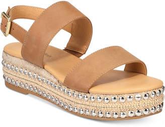 Seven Dials Berenice Flatform Espadrille Sandals Women's Shoes
