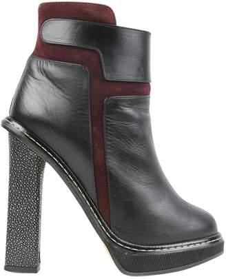 Chrissie Morris Leather Heels