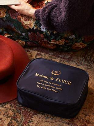 Maison de Fleur (メゾン ド フルール) - Maison de FLEUR トラベル収納Sケース メゾン ド フルール バッグ