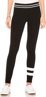 Sundry Stripe Yoga Pant