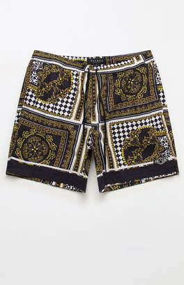 "PacSun Opulent 17"" Swim Trunks"