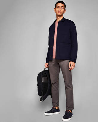Ted Baker GRAPES Cotton utility jacket