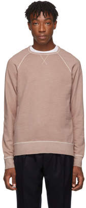 Officine Generale Pink Clement Sweatshirt