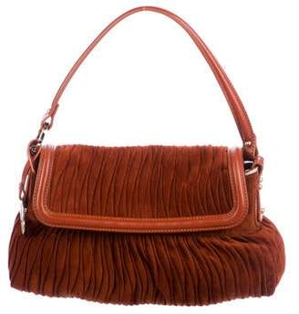 30320bd8fd Fendi Suede Bag - ShopStyle