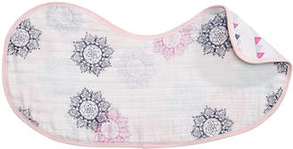 Aden Anais aden by aden + anais Baby Girls Cotton Printed Burpy Bib