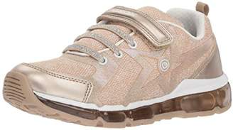 Geox Girls' Android 18 Sneaker
