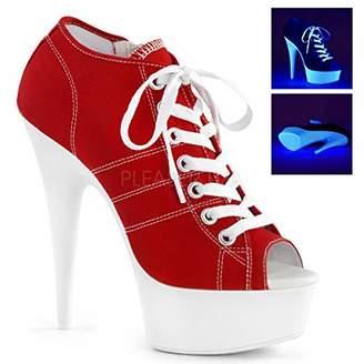 Pleaser USA Women's DELIGHT-600SK-01 Sandal