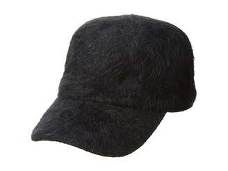 San Diego Hat Company CTH8114 Faux Angora Knit Ball Cap
