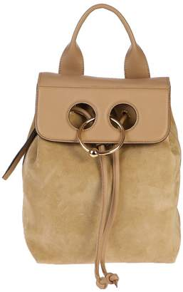 J.W.Anderson Beige Mini Pierce Backpack