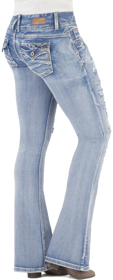 Light Blue Molly Regular Jeans