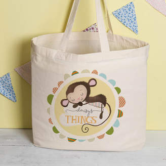 FromLucy Personalised New Baby Bag