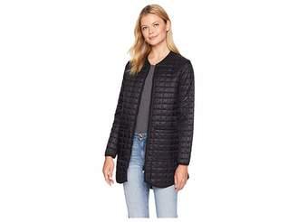 Elliott Lauren Zip Front Quilted Jacket with Two-Pockets