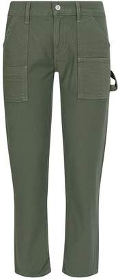 Citizens of Humanity Leah Cropped Cargo Trousers