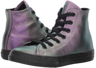 Converse Chuck Taylor All Star Iridescent Leather - Hi Girl's Shoes