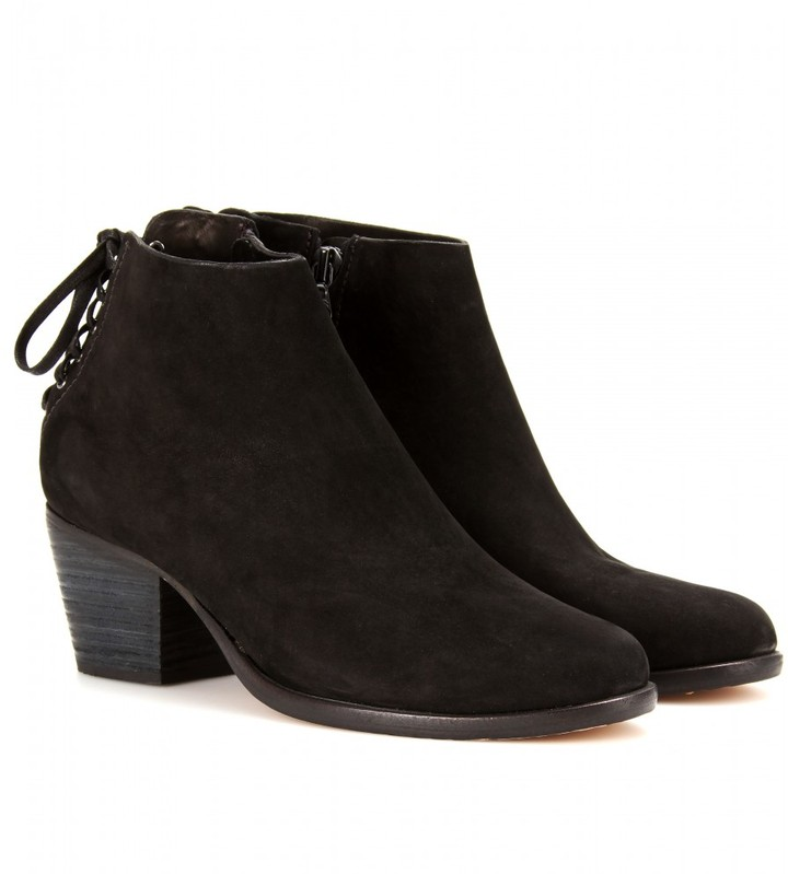 Rag and Bone Rag & Bone BANNON SUEDE ANKLE BOOTS