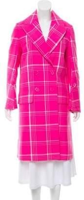 Fendi 2018 Virgin Wool Double-Breasted Coat