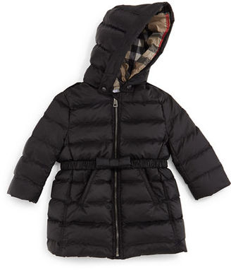 Burberry Catherine Quilted Down Coat $187 thestylecure.com