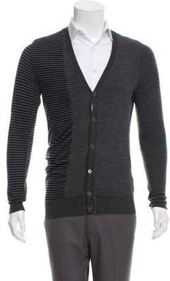 Marni Patterned Wool Cardigan
