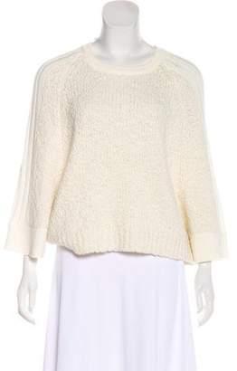 Tess Giberson Wool & Angora-Blend Sweater w/ Tags