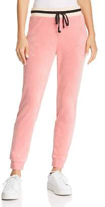 Juicy Couture Black Label Luxe Velour Sweatpants