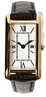 Demi-Luxe BEAMS (デミルクス ビームス) - (デミルクスビームス) Demi-Luxe BEAMS / レクタンギュラー ローマ 腕時計 64480023191 ONE SIZE ダークブラウン×ホワイト