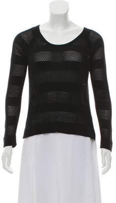 Rag & Bone Knit High-Low Sweater