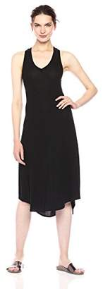 Only Hearts Women's Featherweight Rib V-Neck Racer Gown