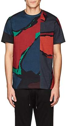 Paul Smith Men's Abstract-Print Cotton T-Shirt