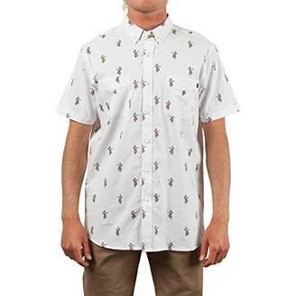 Rip Curl Men's Breach Short Sleeve Shirt