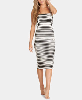Billabong Juniors' Striped Tie-Back Dress