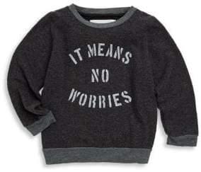 Sol Angeles Little Boy's & Boy's Printed Sweater