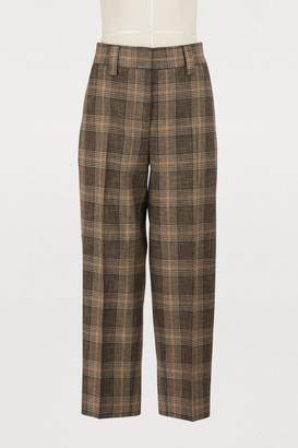 Acne Studios Wool suit pants