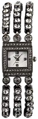 Eton Womens Analogue Classic Quartz Watch with None Strap 3060L-BK