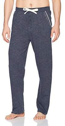 Perry Ellis Men's Portfolio Staycation Light Weight Fleece Pant