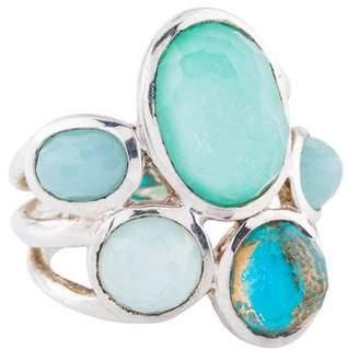 Ippolita Multistone Wonderland Cluster Ring