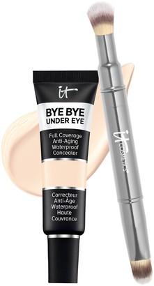 It Cosmetics Bye Bye Under Eye Concealer with Brush