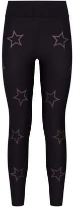 ULTRACOR High-Waist Star Print Leggings