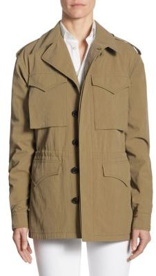 Ralph Lauren Collection Iconic Milton Army Field Jacket $1,490 thestylecure.com