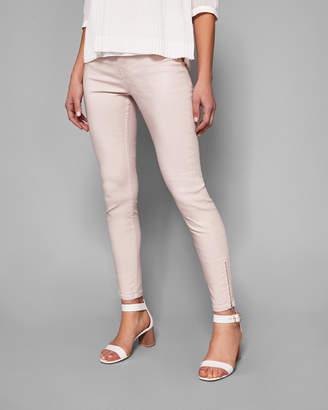 Ted Baker KATARIE Coated skinny jeans