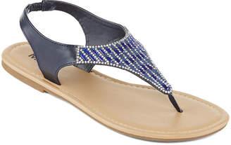 MIXIT Mixit Shield T-Strap Sandals