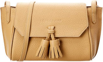 Longchamp Penelope Leather Crossbody