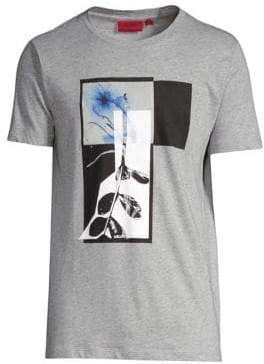 HUGO Dolage Graphic Tee